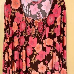 Fashion bug blouse size 3x
